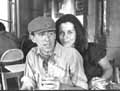 thumbnail of Dick and Carolyn in Pamplona, July 1962