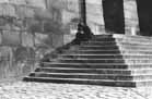 thumbnail of Girl on steps, 1964