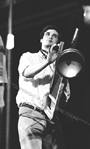 Geoff Muldaur on washboard